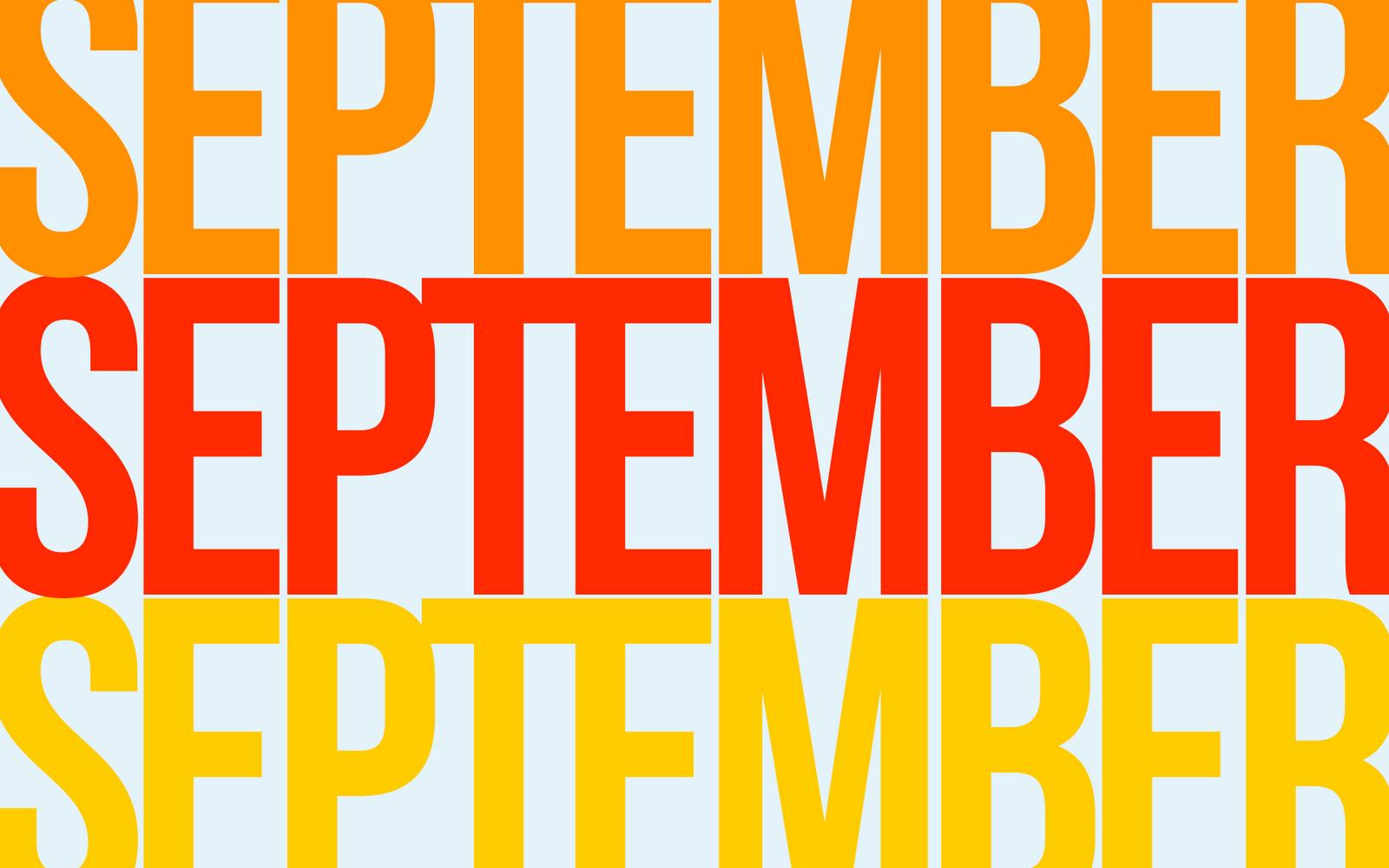 canzoni di settembre