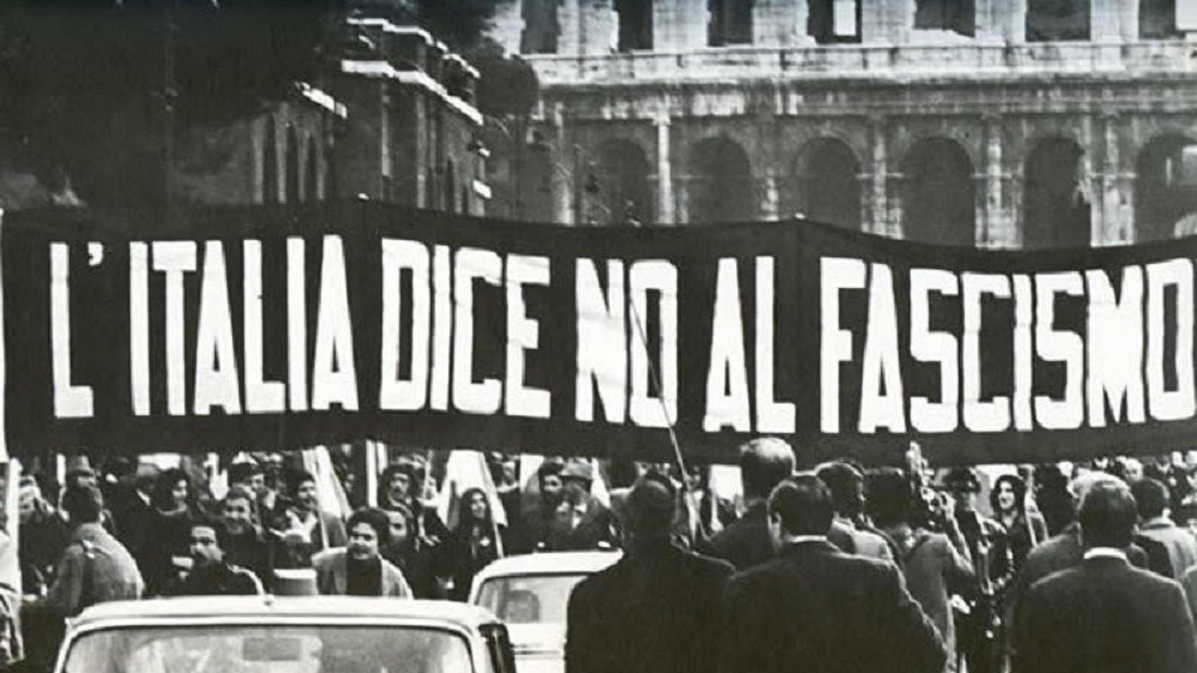 Disposizioni antifasciste