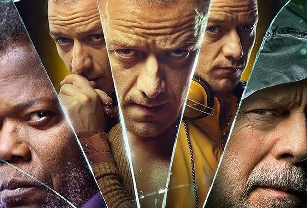 glass di Shyamalan