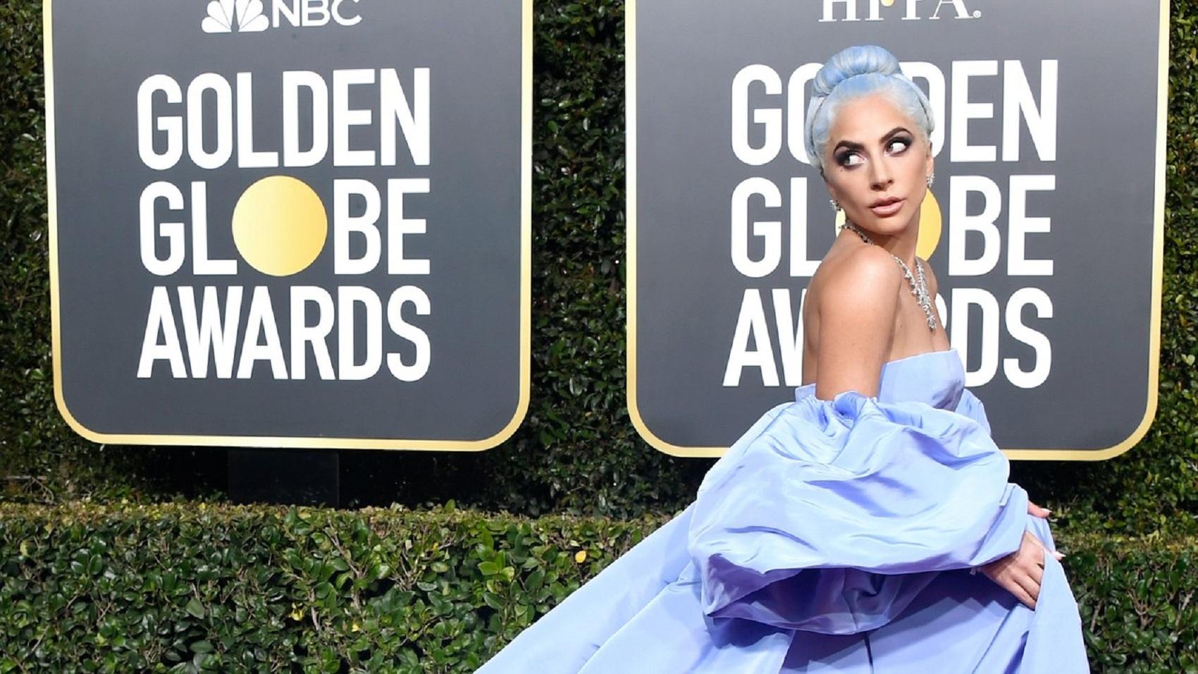 Golden Globe A star is born