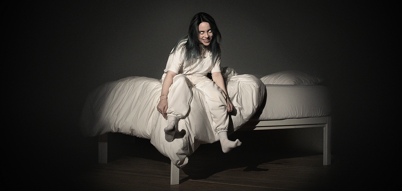 l'album di Billie Eilish