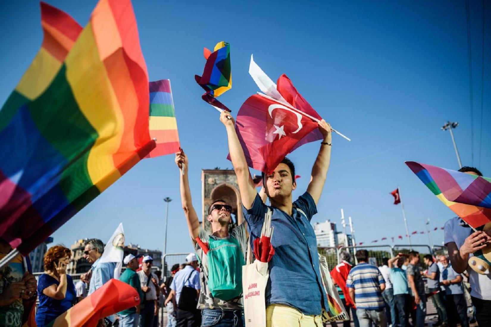turchia gay