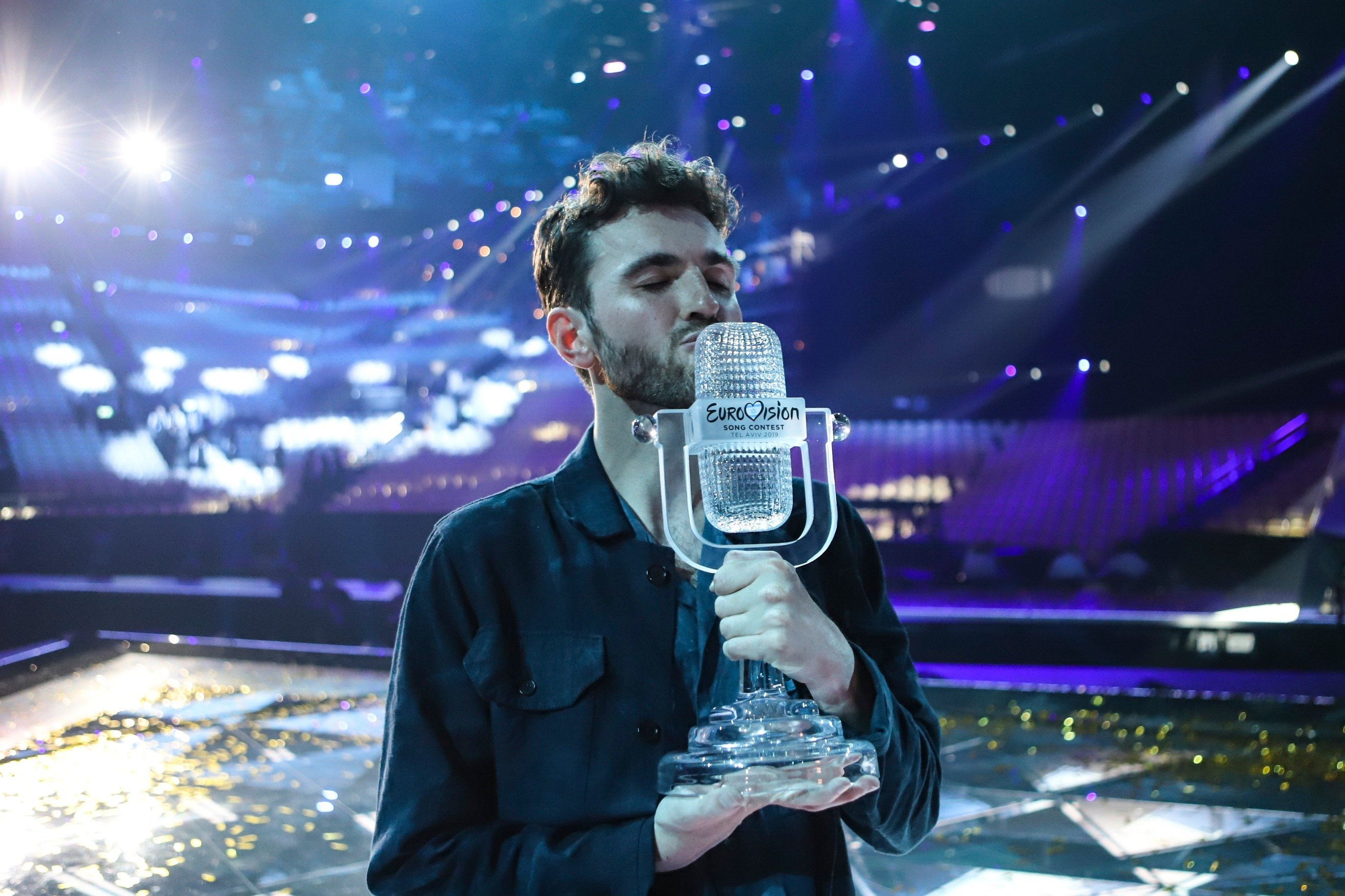 duncan laurence eurovision