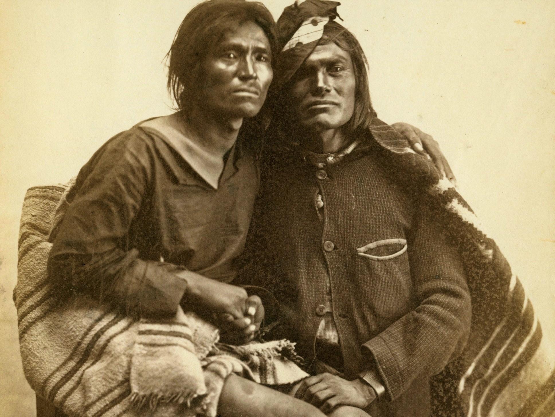nativi americani generi sessuali