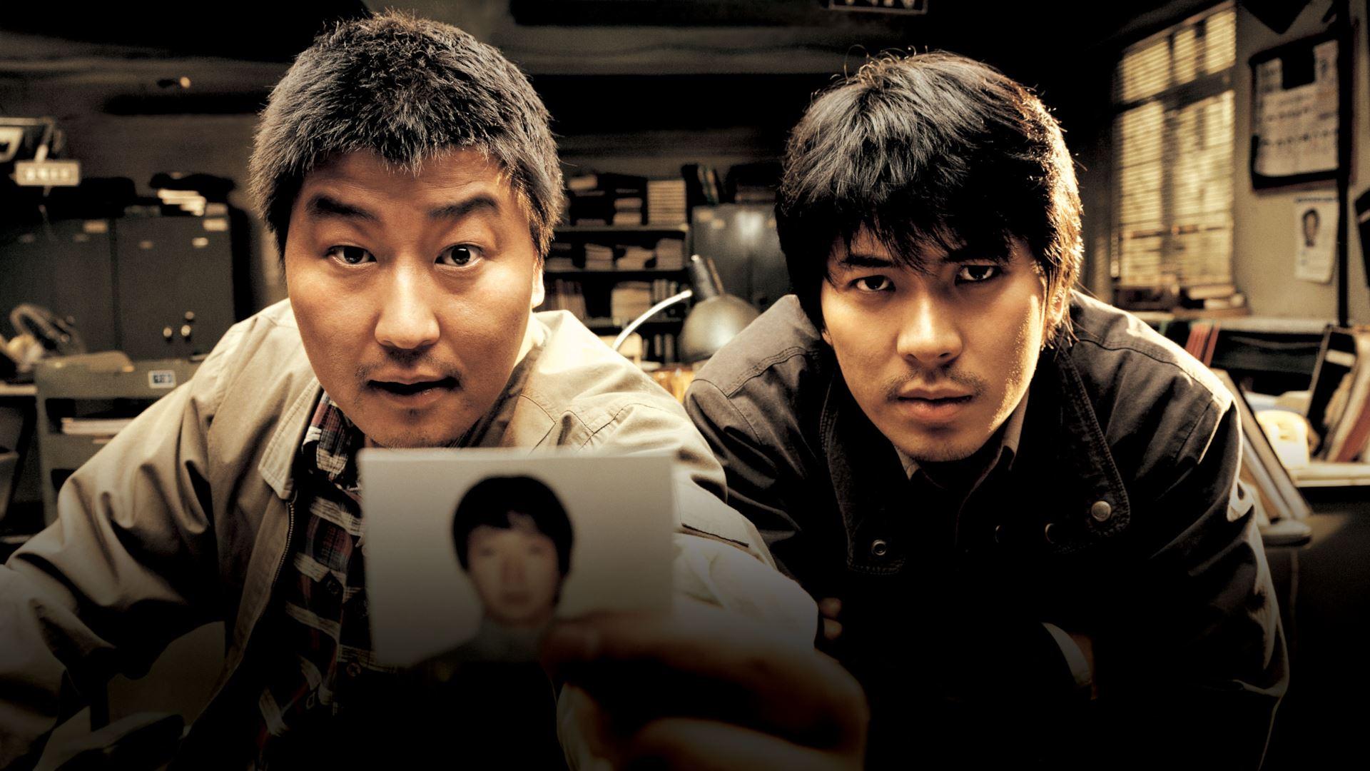 memorie di un assassino di Bong Joon-ho