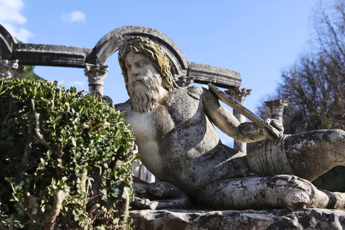 villa adriana 7 meraviglie mondo