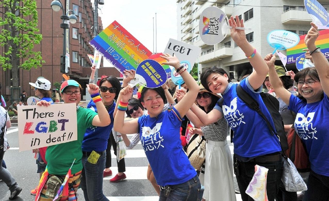 giappone diritti gay