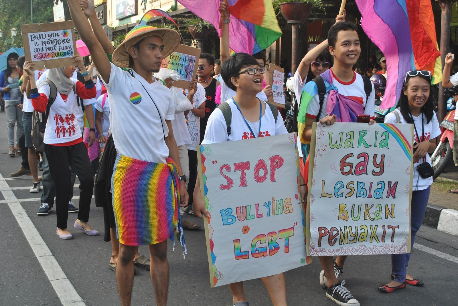 Indonesia diritti lgbt