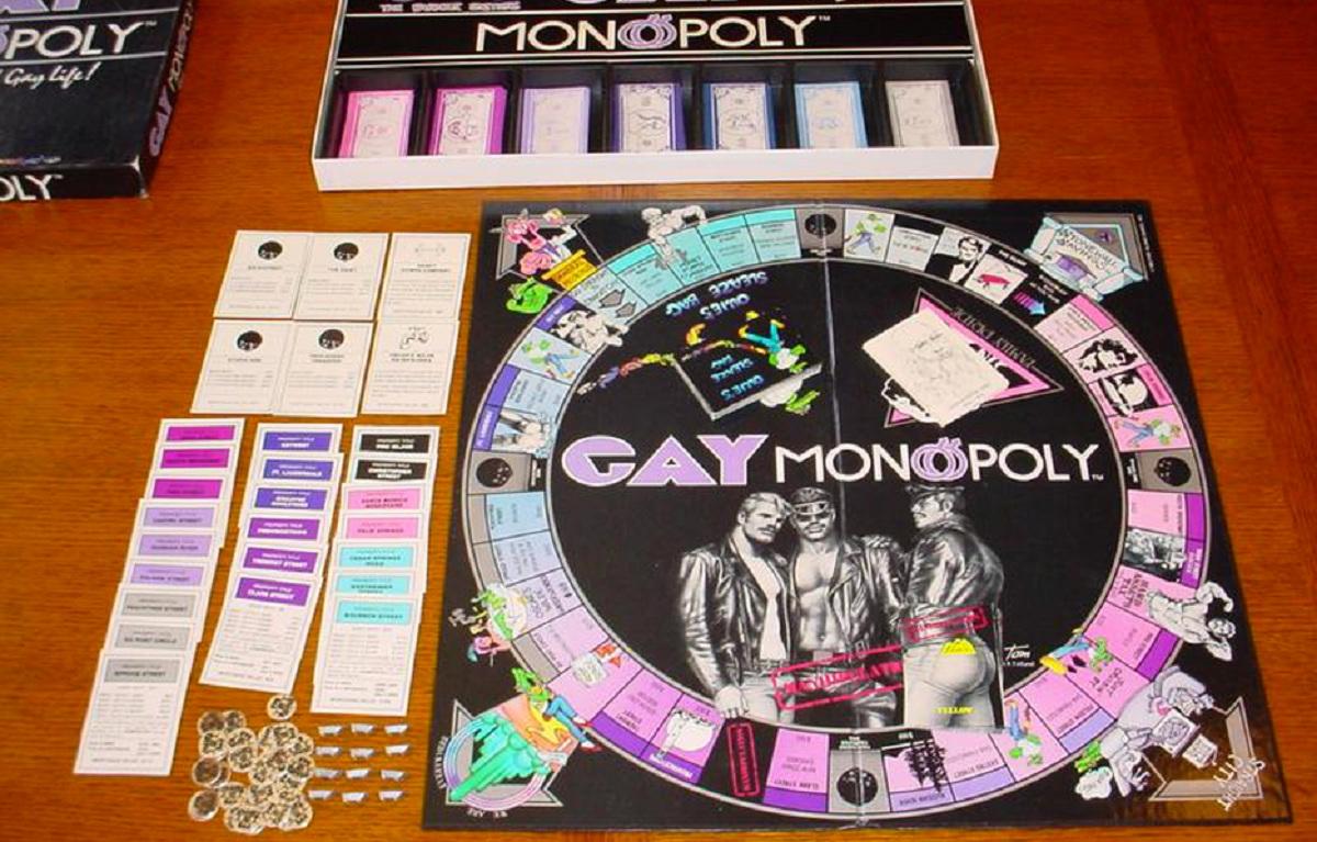 monopoly versione gay