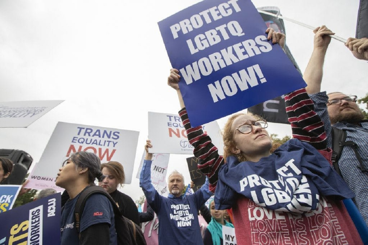 lgbt workers