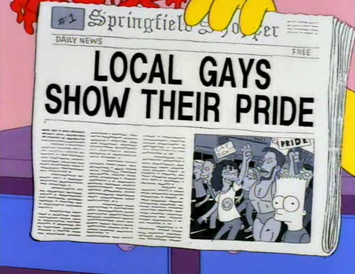 i simpson coming out