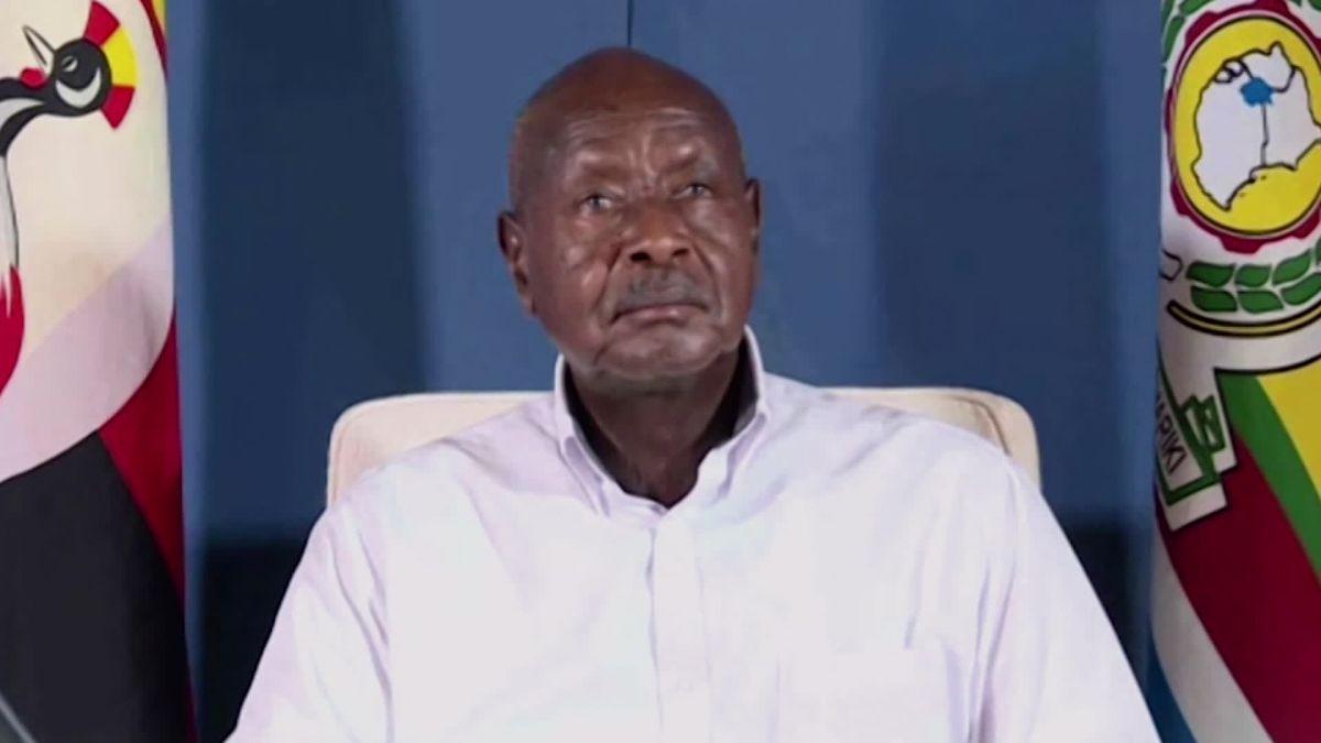 uganda presidente