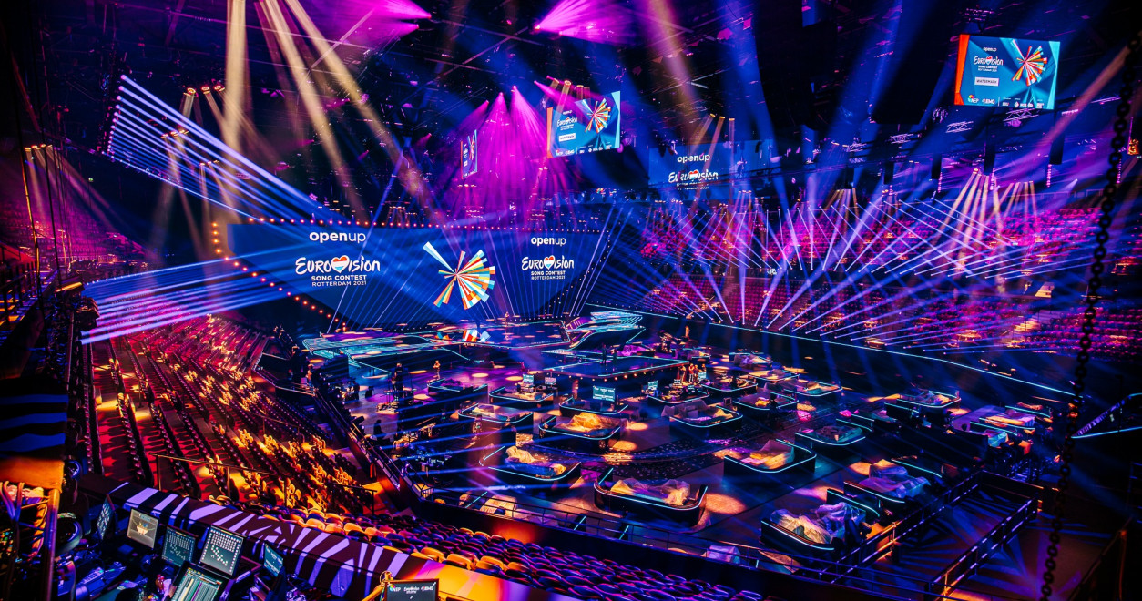 eurovision 2021 canzoni
