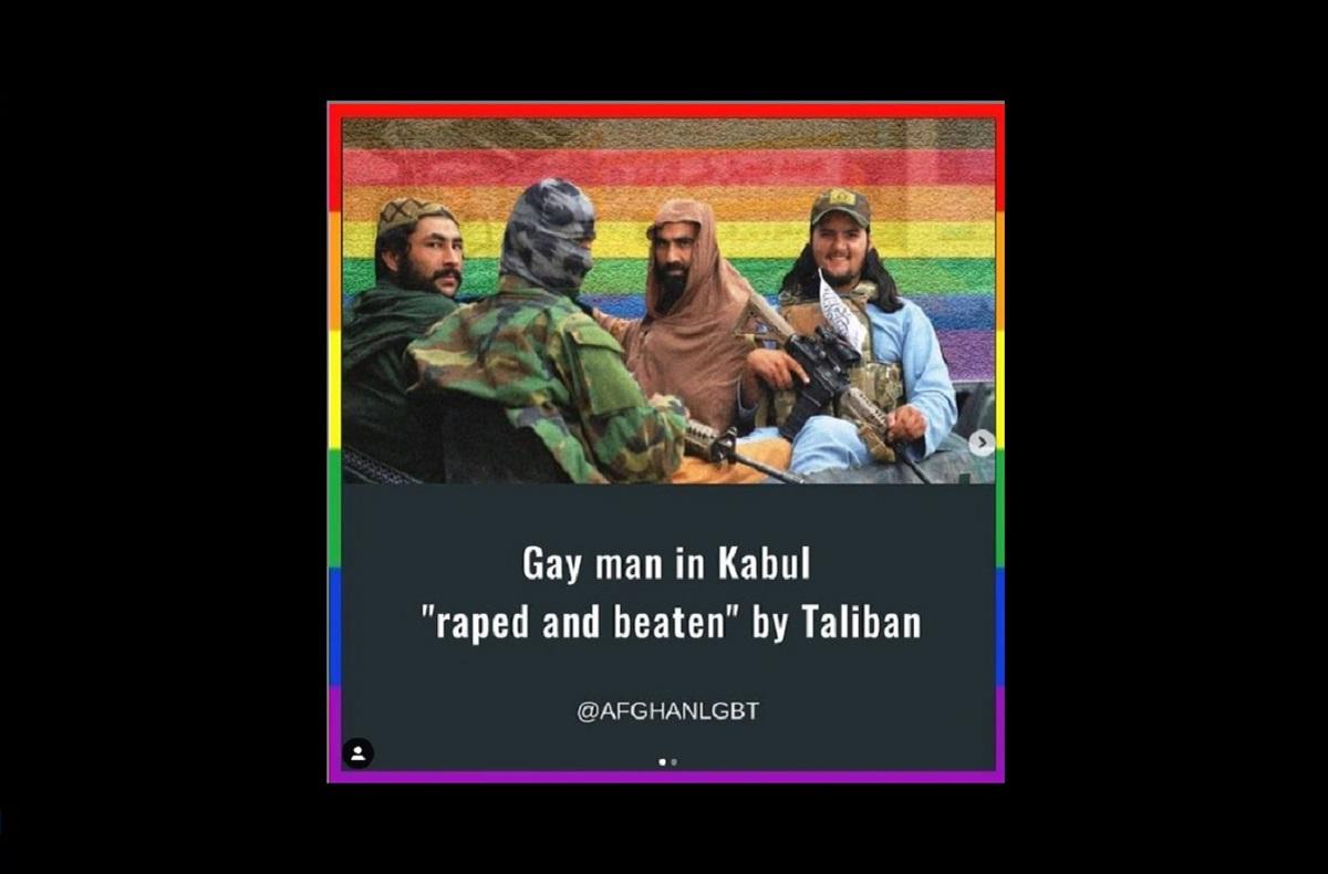 lgbt afghanistan